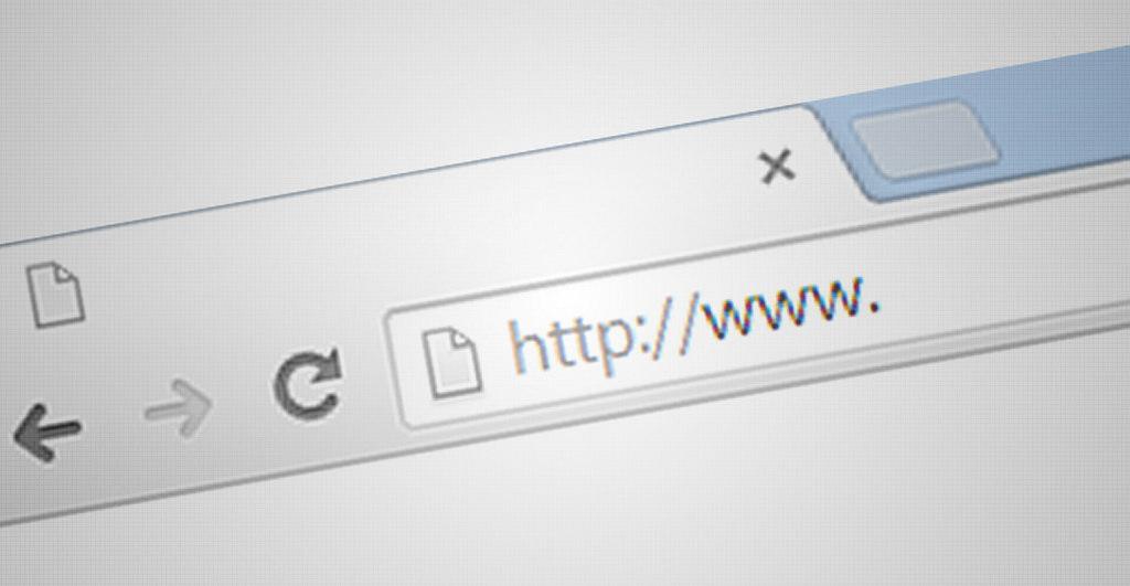 estructura de la URL