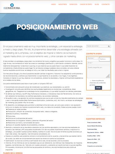 Nueva web Econsultoria.net