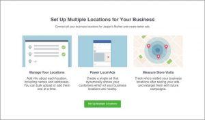 Crear multilocalizaciones en facebook