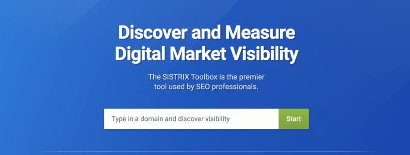 Ventajas de utilizar Sistrix para tu estrategia Seo