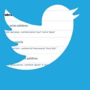 twitter búsqueda avanzada